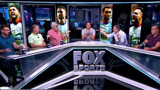 WhatsApp do Fox Sports Rádio