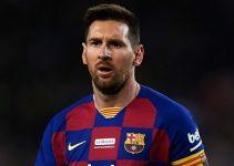WhatsApp do Messi