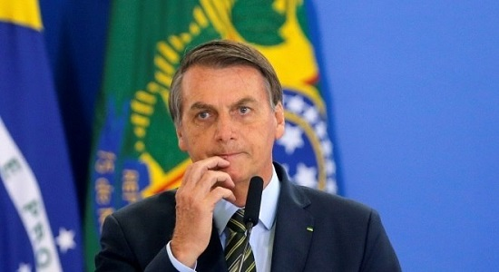 Número WhatsApp do Bolsonaro