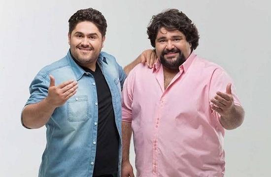 Cachê doCesar Menotti e Fabiano
