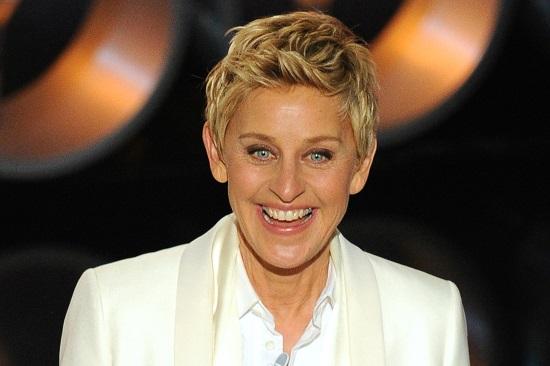 Ellen DeGeneres Idade, Altura e Peso