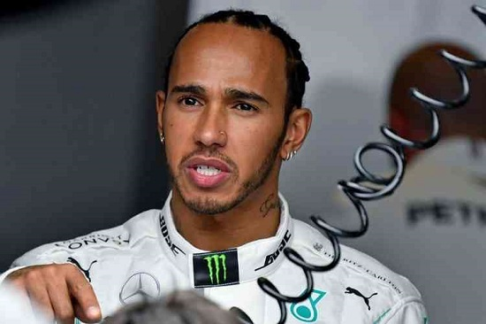 Lewis Hamilton Idade, Altura e Peso