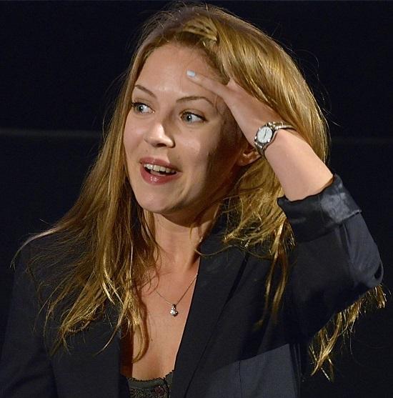 Alexandra Dahlström Idade, Altura e Peso