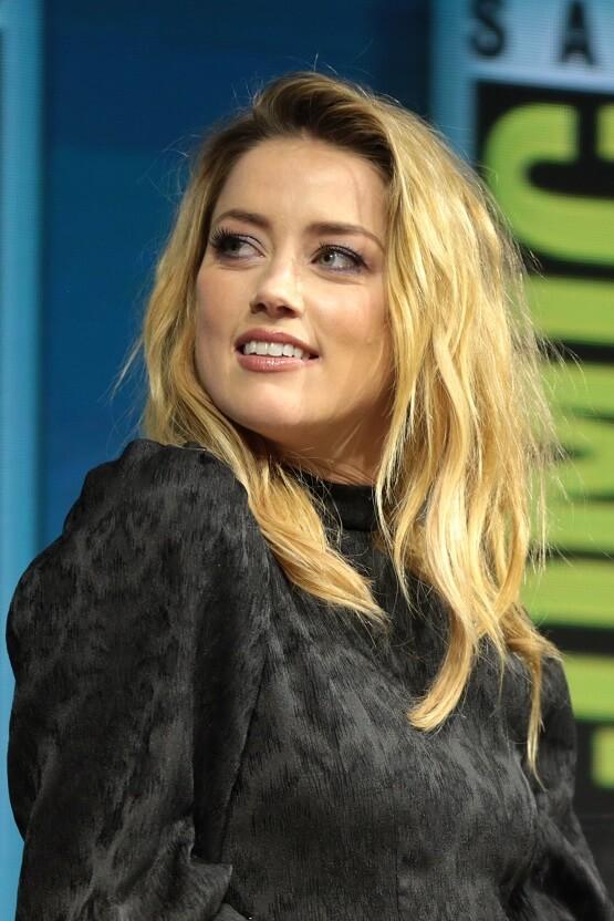 Amber Heard Idade, Altura e Peso