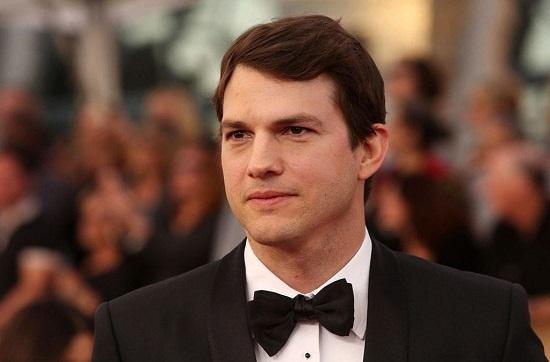 Ashton Kutcher Idade, Altura e Peso