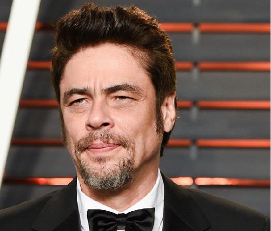 Benicio Del Toro Idade, Altura e Peso