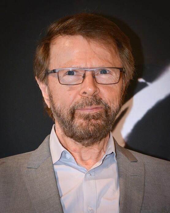 Björn Ulvaeus Idade, Altura e Peso