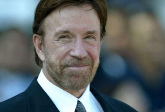 Chuck Norris Idade, Altura e Peso