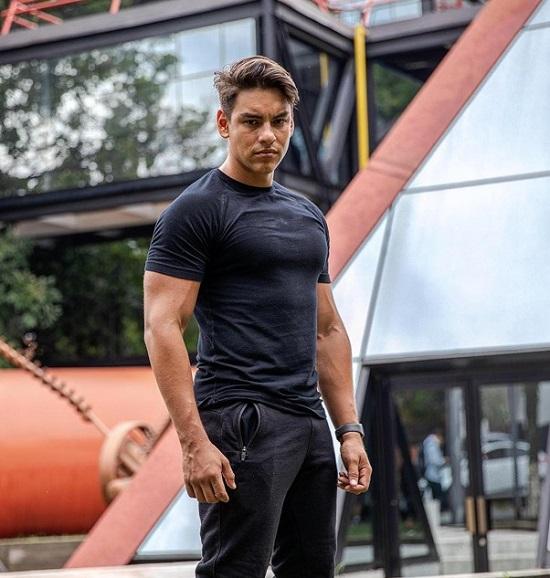 Gabriel Arones Idade, Altura e Peso