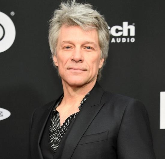 Jon Bon Jovi Idade, Altura e Peso