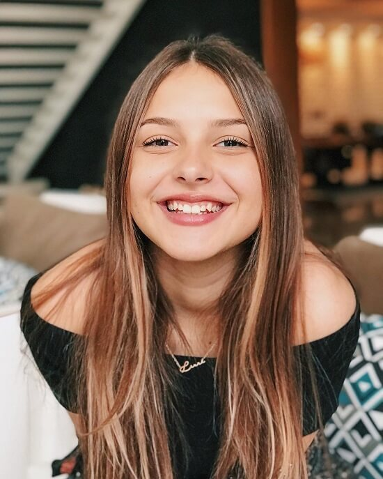 Laura Schadeck Idade, Altura e Peso