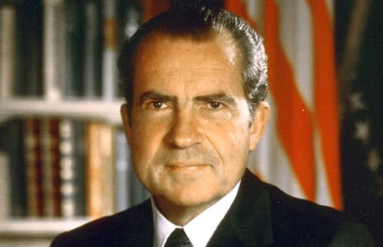 Richard Nixon Idade, Altura e Peso