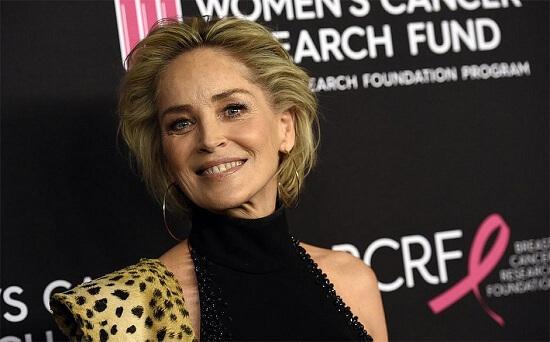 Sharon Stone Idade, Altura e Peso