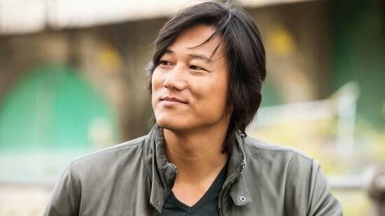 Sung Kang Idade, Altura e Peso