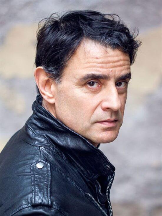 Vincenzo Amato Idade, Altura e Peso