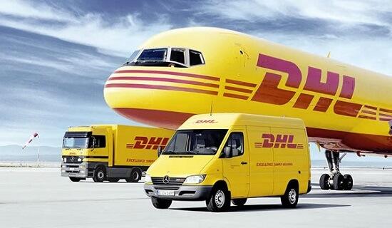 Como Rastrear Pedido DHL