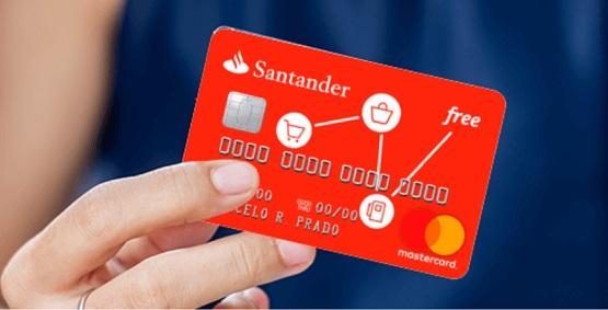 Rastrear Cartão Santander