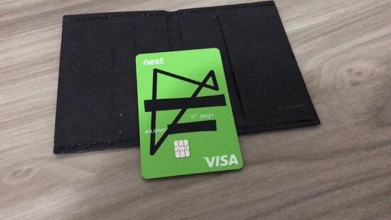 Rastrear Cartão do Banco Next